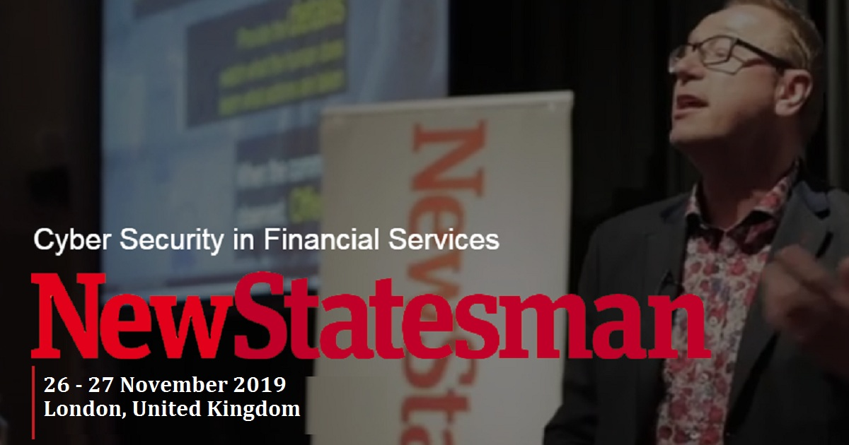 Cyber Security in Financial Services NewStatesman