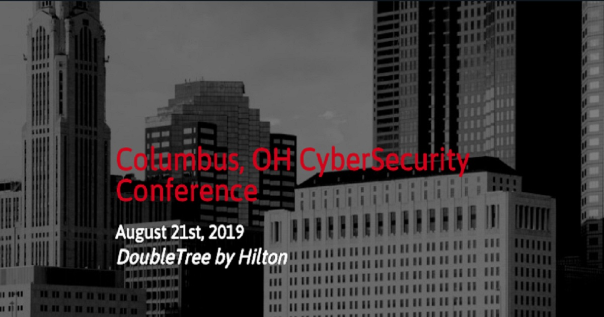 Columbus, OH CyberSecurity Conference