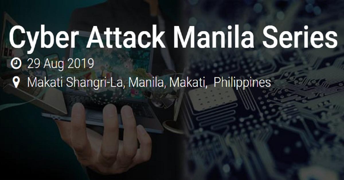 Cyber Attack Manila Series