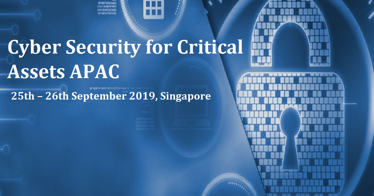 Cyber Security for Critical Assets APAC