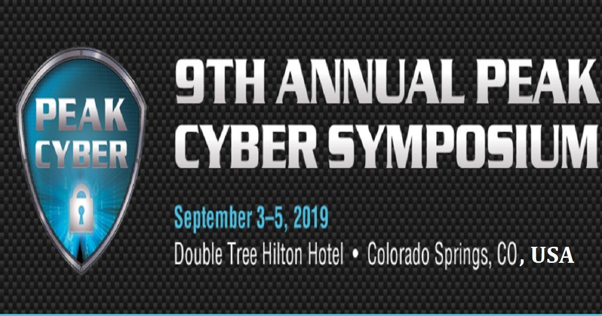 9th Annual Peak Cyber Symposium