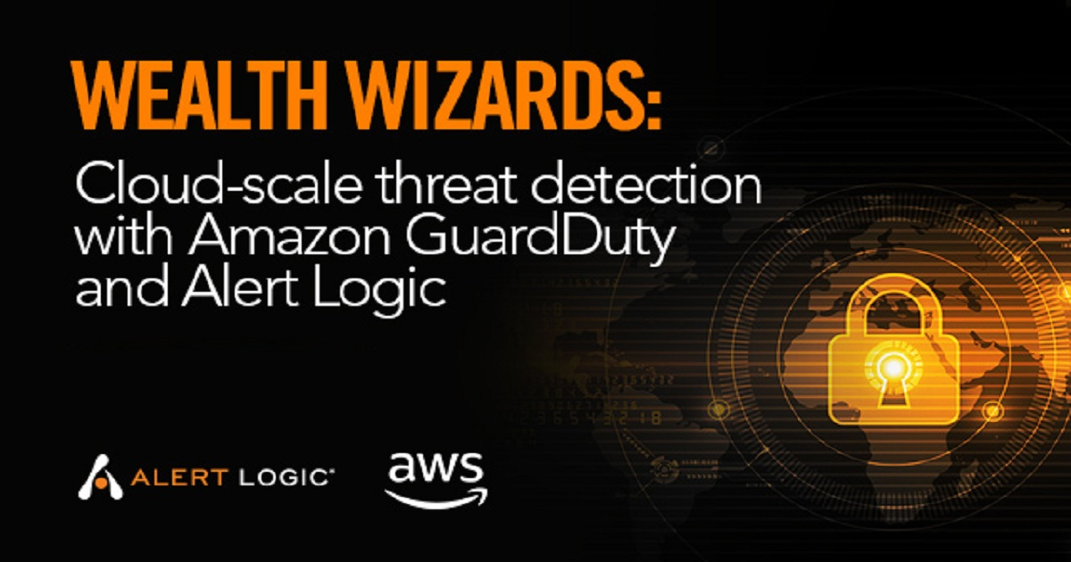 Wealth Wizards: Threat Detection with Amazon GuardDuty and Alert Logic