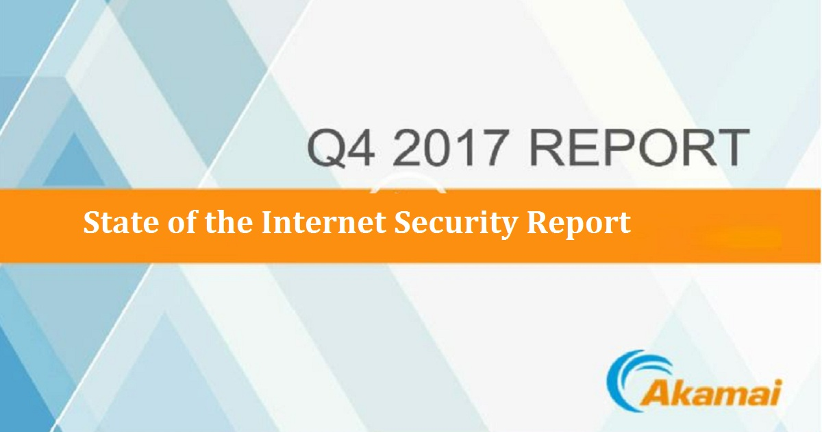 State of the Internet Security Report