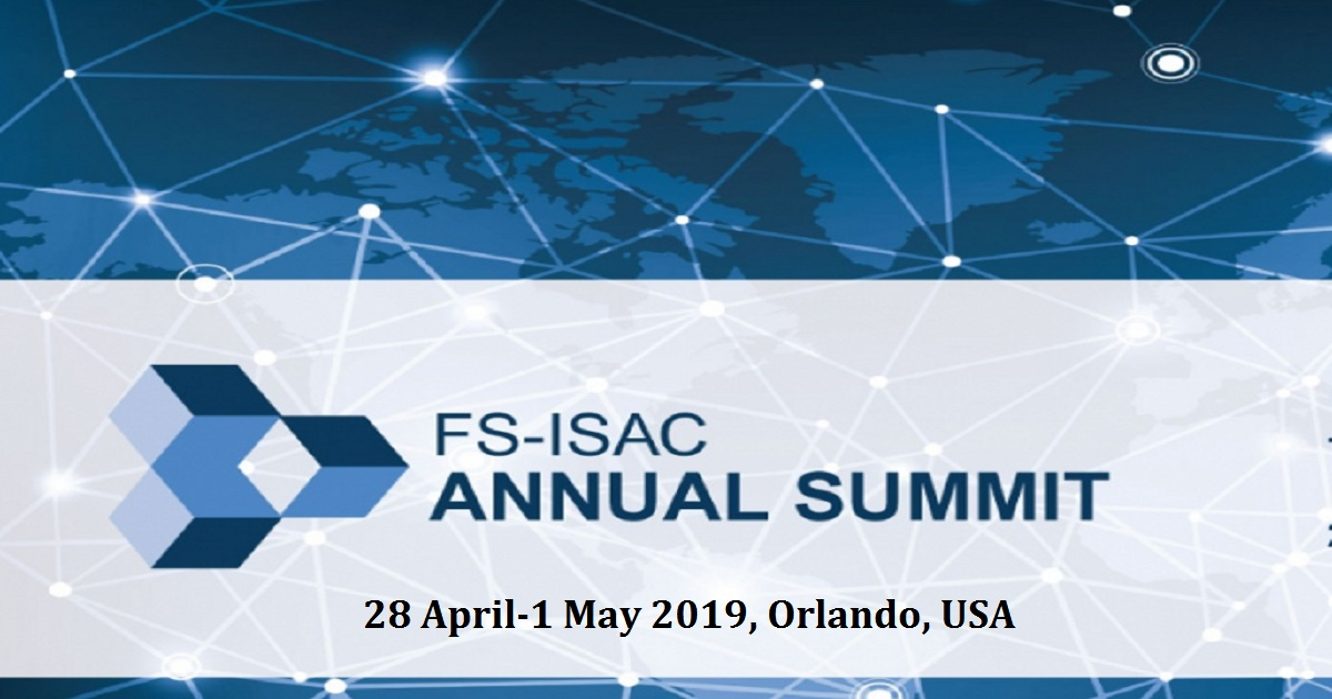 FS-ISAC ANNUAL SUMMIT