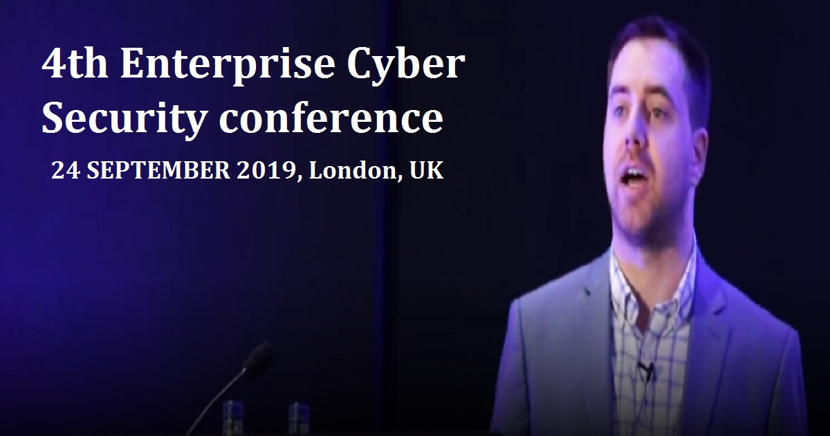 4th Enterprise Cyber Security conference