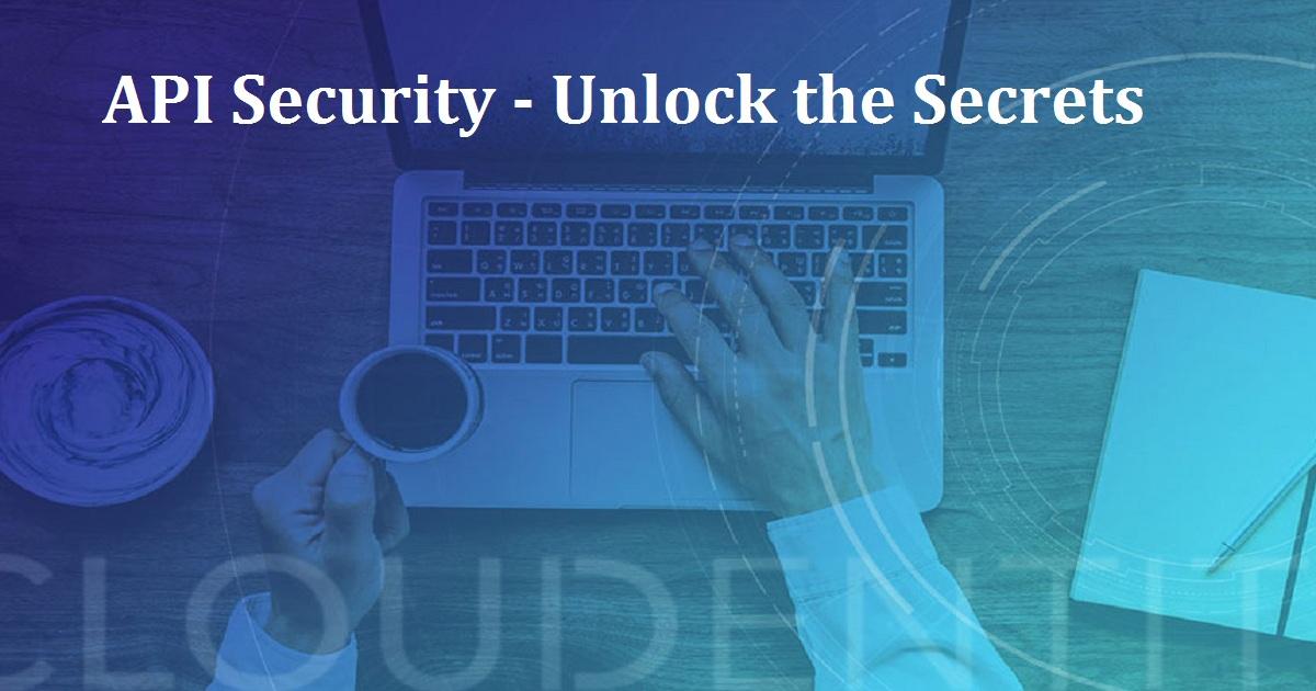 API Security - Unlock the Secrets
