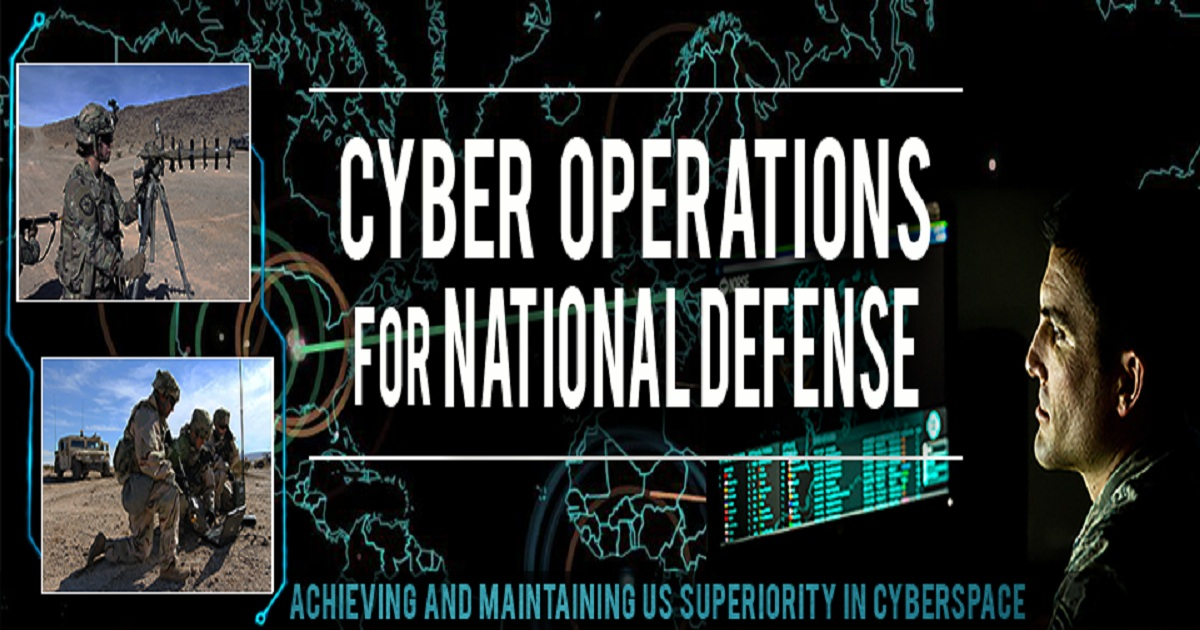 Cyber Operations for National Defense Summit