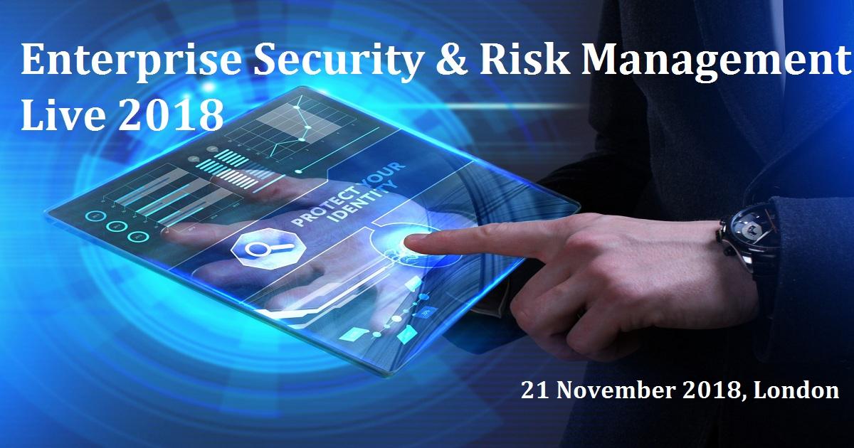Enterprise Security & Risk Management Summit 2018