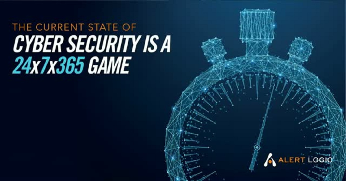 The Current State of Cybersecurity is a 24x7x365 Game