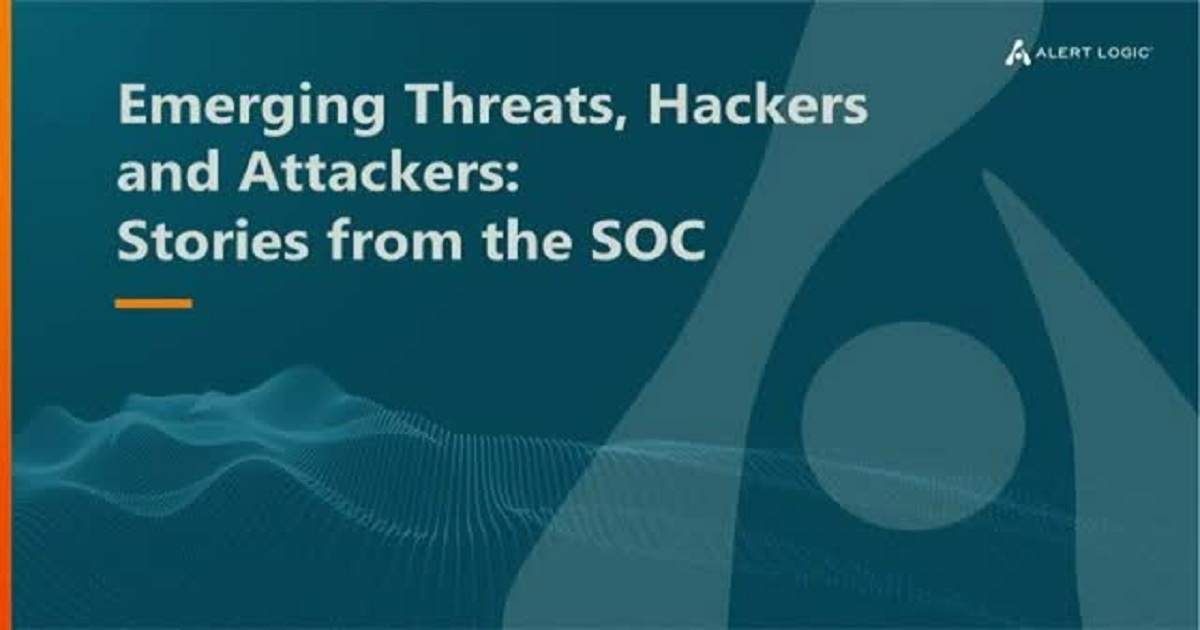 Emerging Threats, Hackers and Attackers: Stories from the SOC
