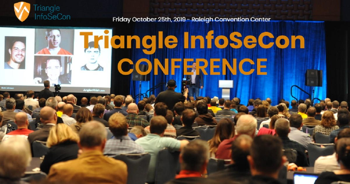 Triangle InfoSeCon Conference