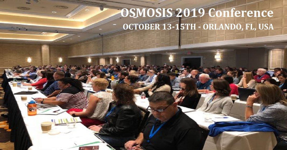 OSMOSIS 2019 Conference