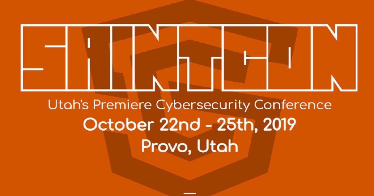 SAINTCON Utah's Premiere Cybersecurity Conference