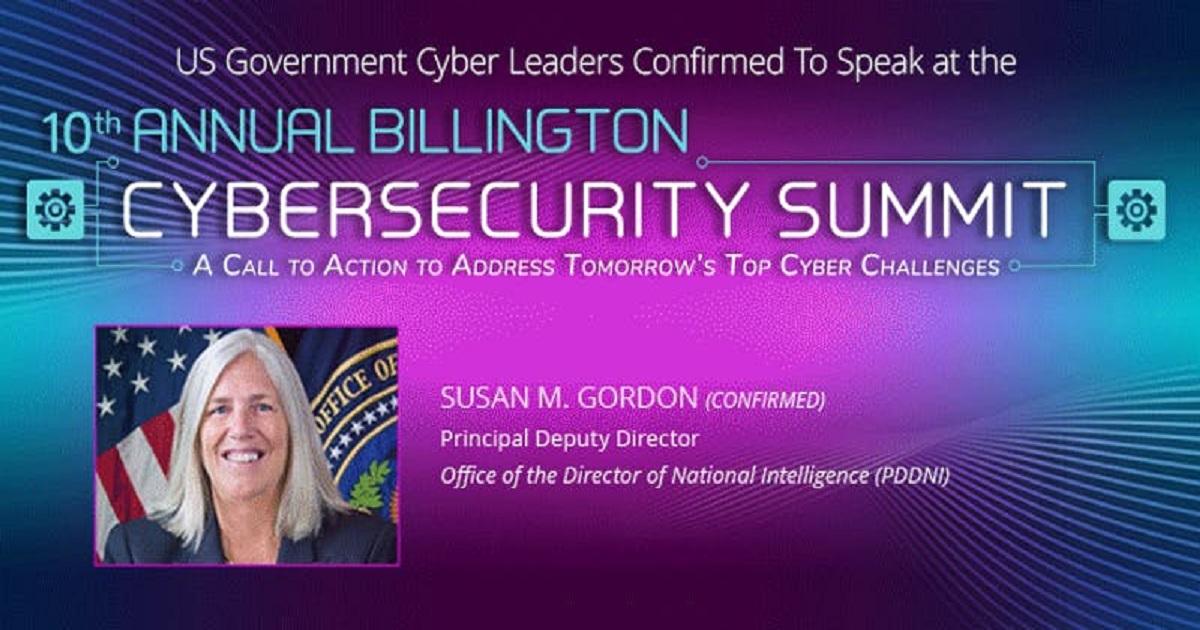 10th Annual Billington CyberSecurity Summit