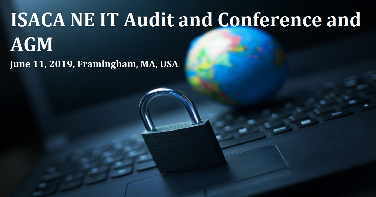 ISACA NE IT Audit and Conference and AGM