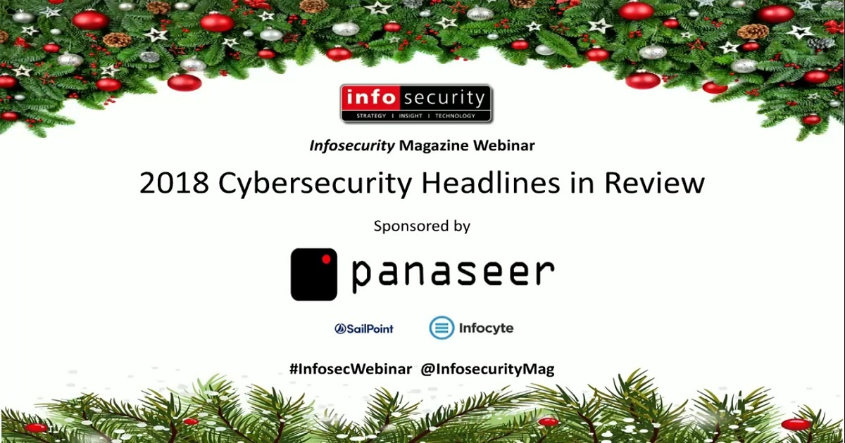 2018 Cybersecurity Headlines in Review
