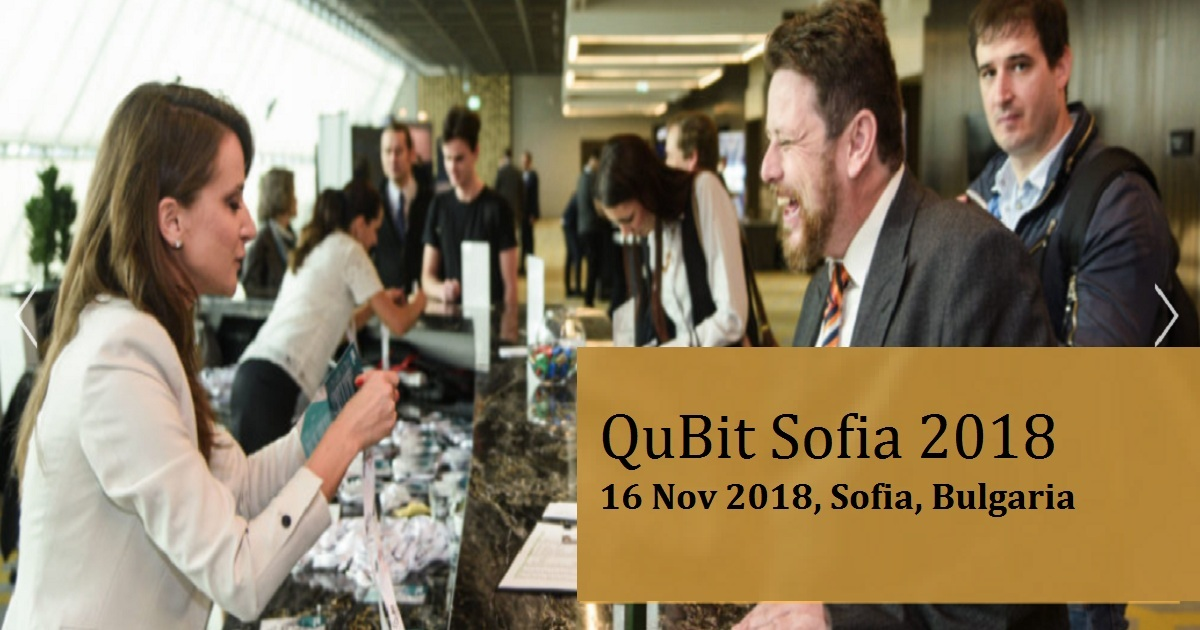 QuBit Sofia 2018