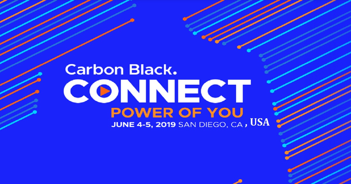 Carbon Black CONNECT POWER OF YOU