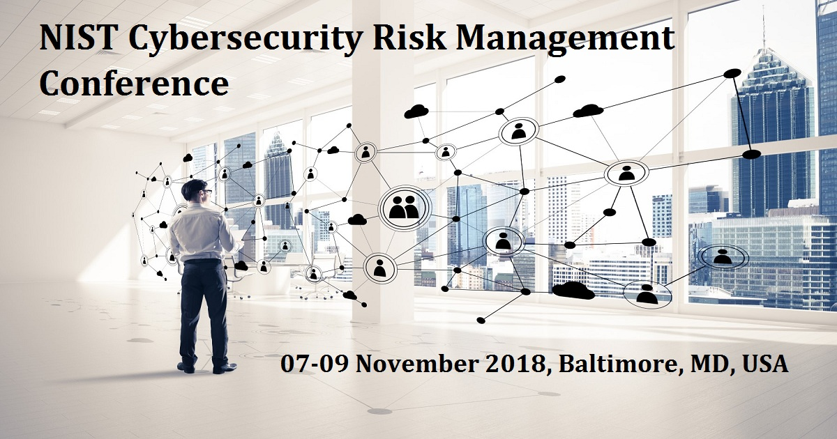 NIST Cybersecurity Risk Management Conference