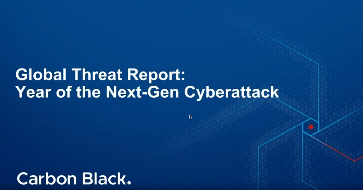 Global Threat Report: The Year of the Next-Gen Cyberattack