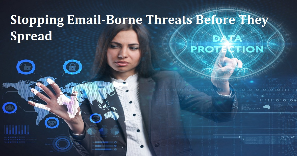 Stopping Email-Borne Threats Before They Spread