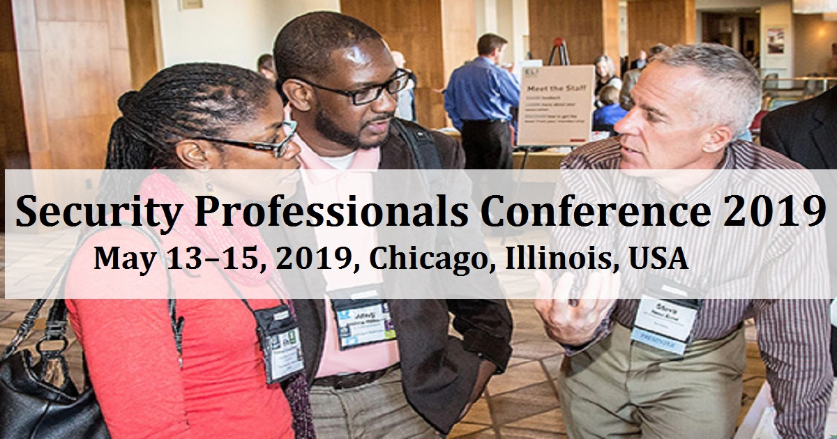 Security Professionals Conference 2019