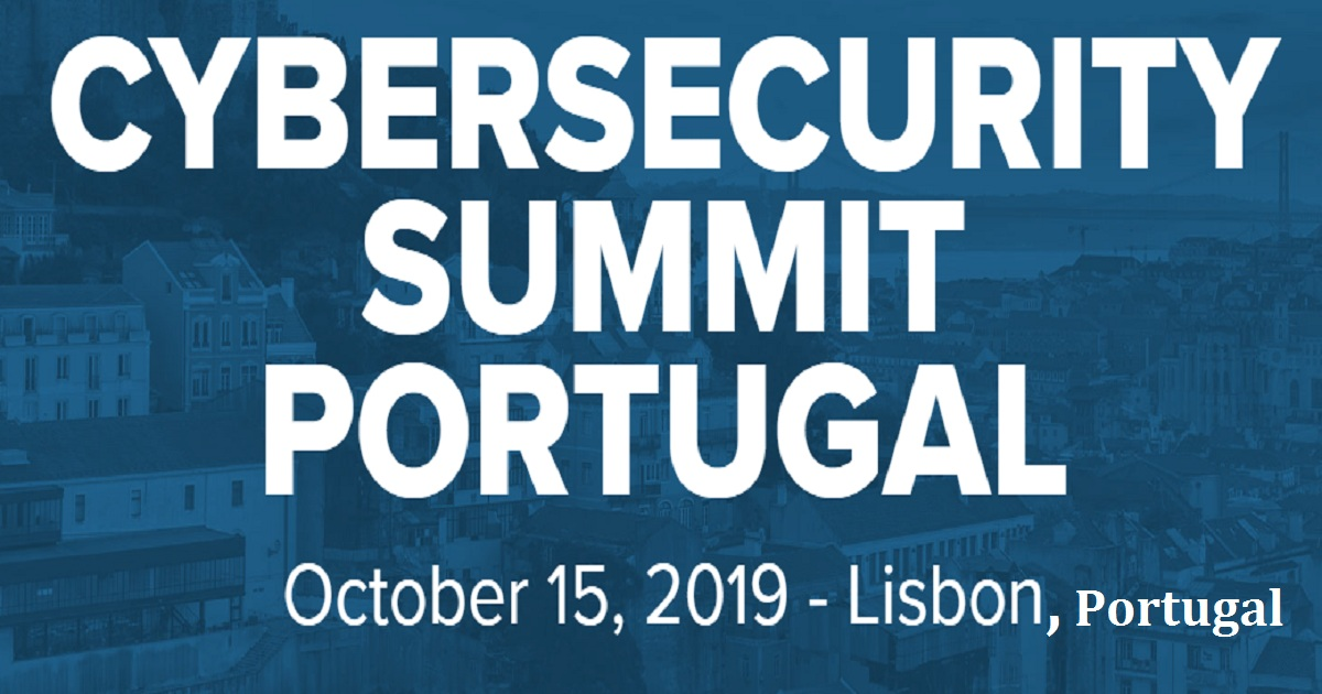 CYBERSECURITY SUMMIT PORTUGAL