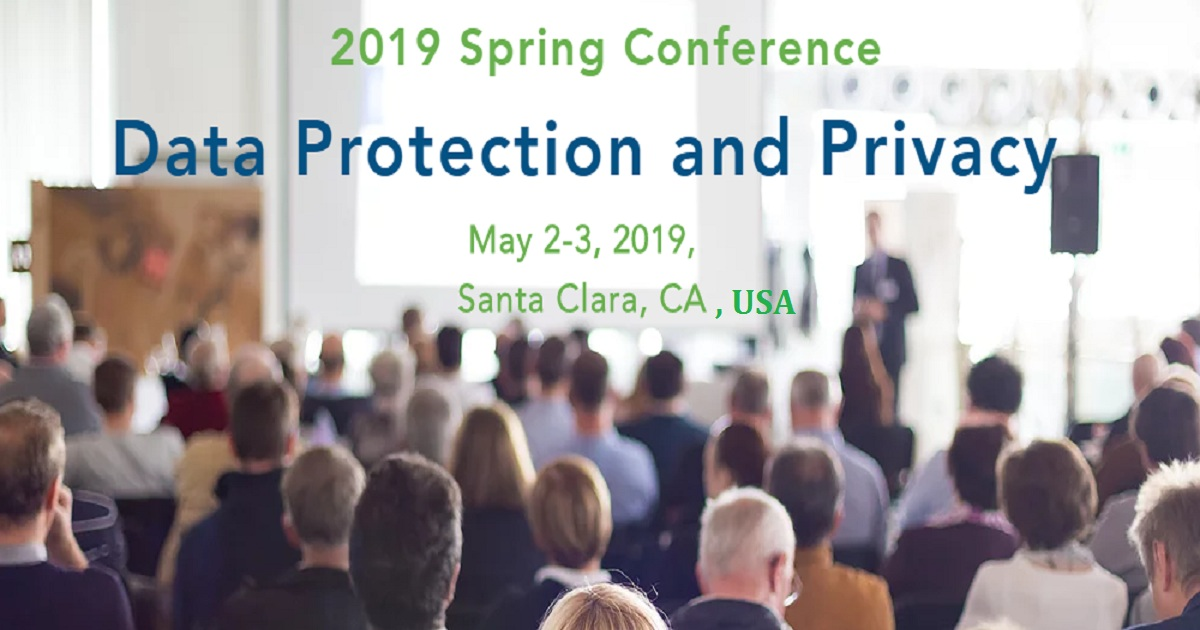 2019 Spring Conference Data Protection and Privacy
