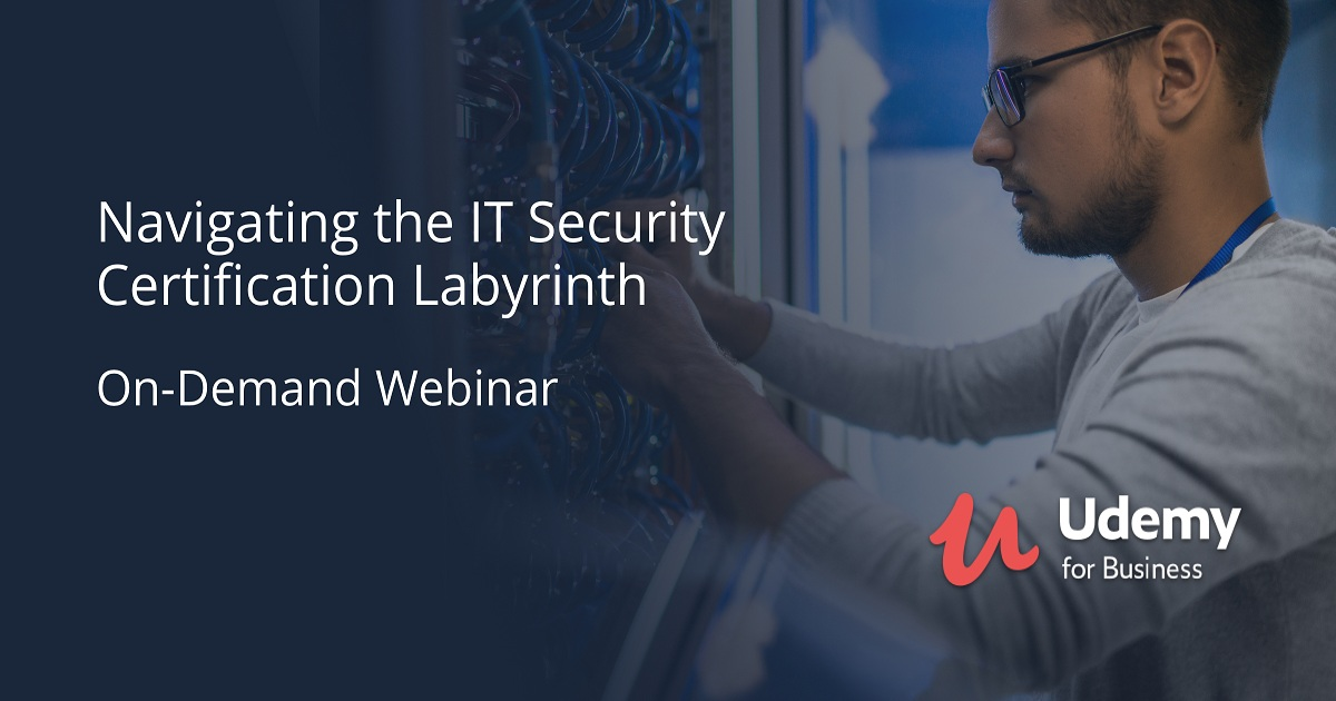 Navigating the IT Security Certification Labyrinth