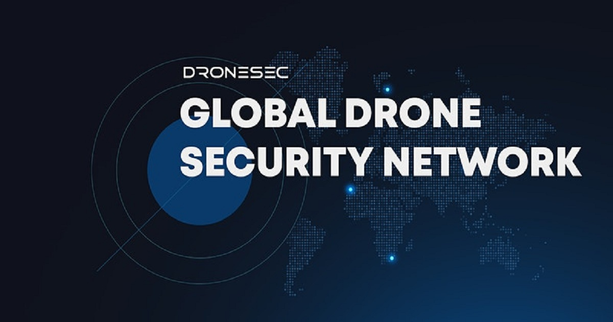 Global Drone Security Network #2