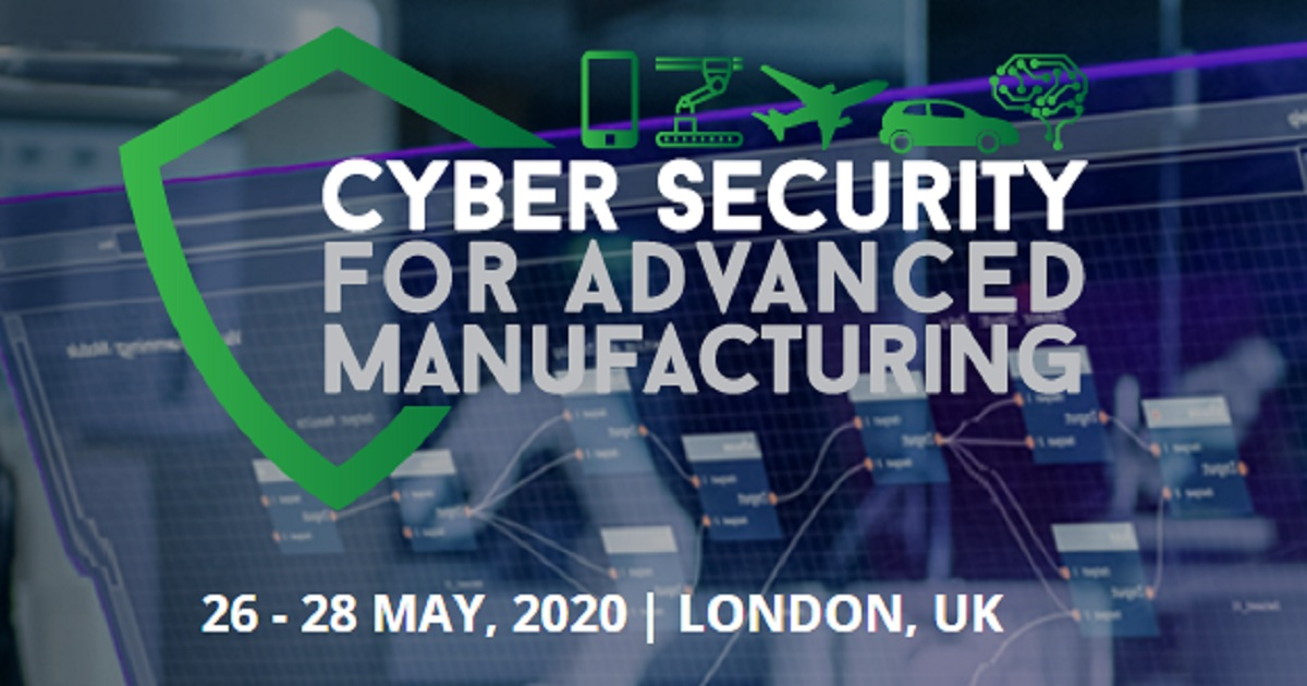 Cyber Security for Advanced Manufacturing Conference