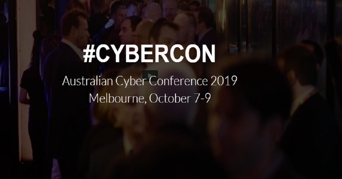CYBERCON Australian Cyber Conference 2019