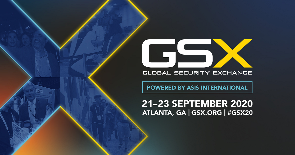 Global Security Exchange (GSX) 2020