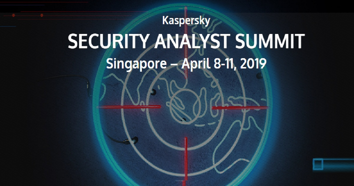 Kaspersky SECURITY ANALYST SUMMIT