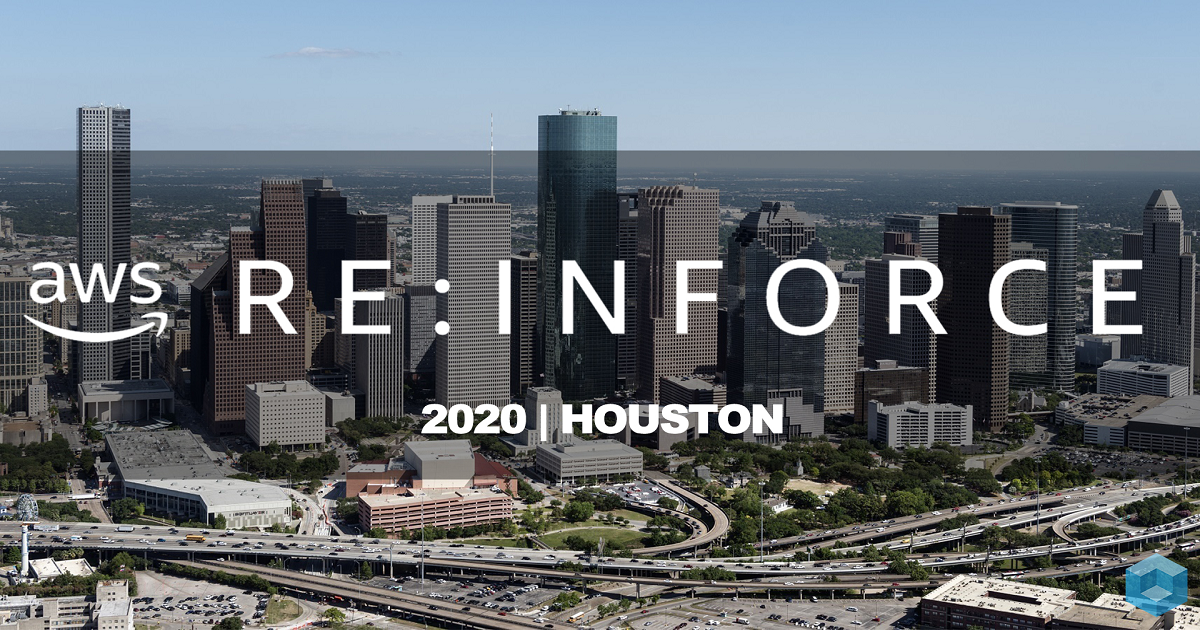 AWS re:Inforce Conference 2020