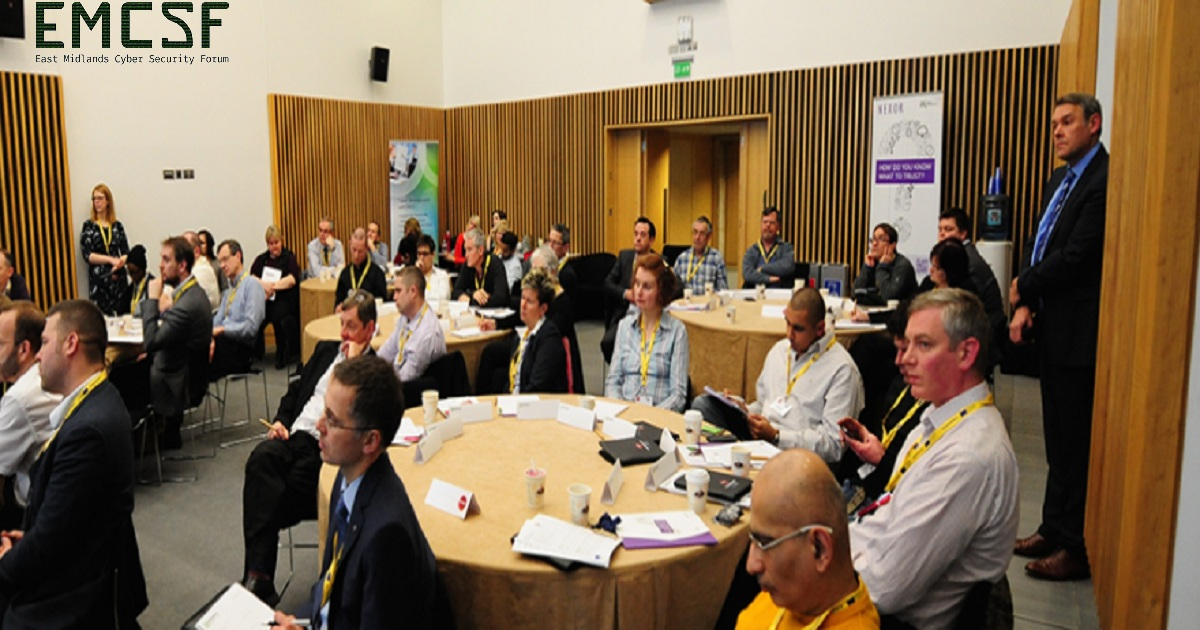 East Midlands Cyber Security Forum
