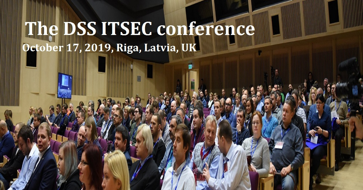 The DSS ITSEC conference