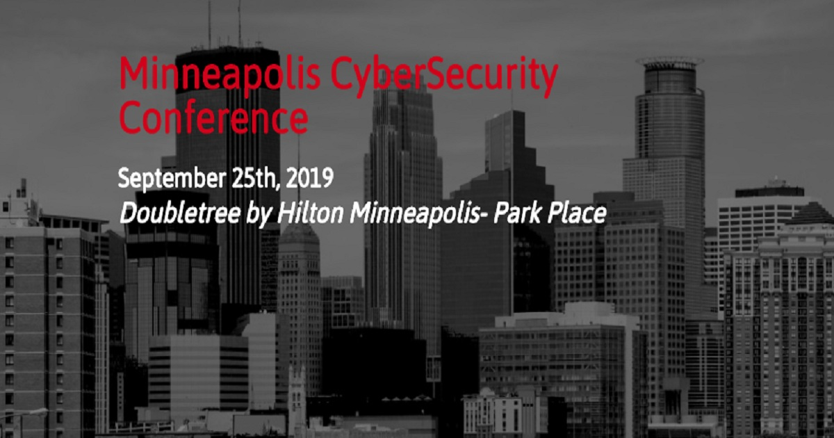 Minneapolis CyberSecurity Conference