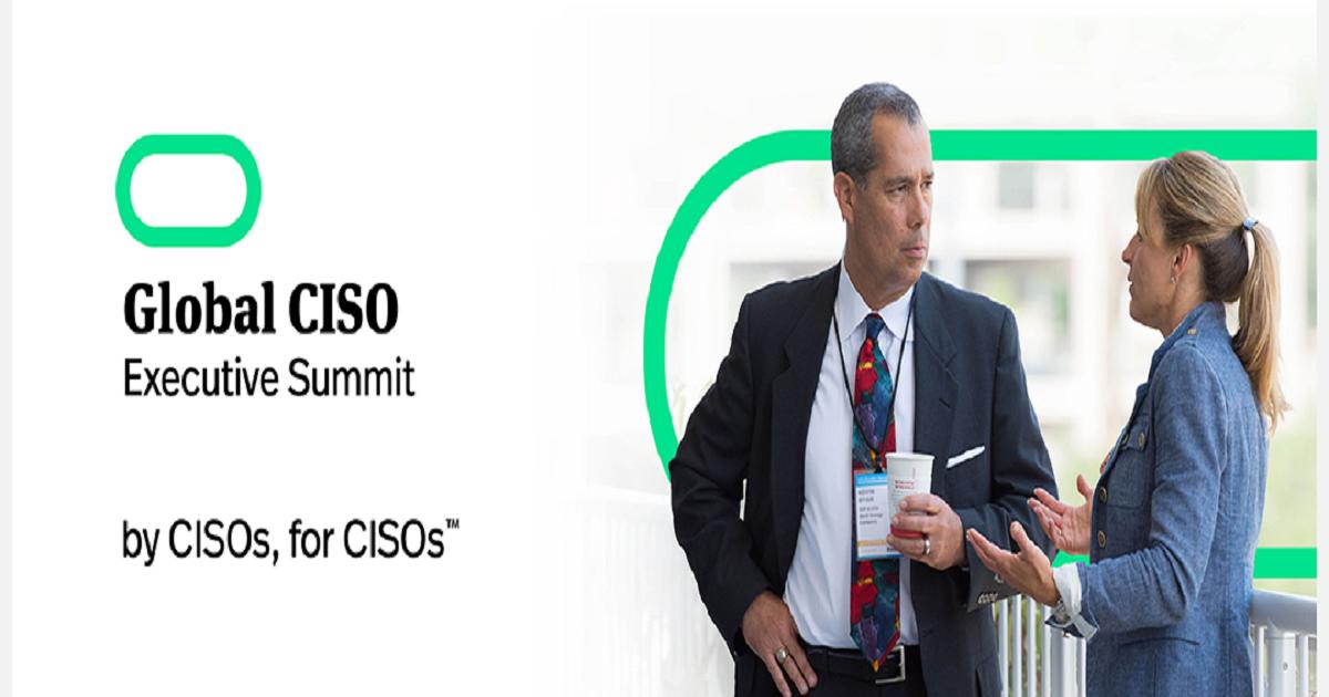 Global CISO Executive Summit