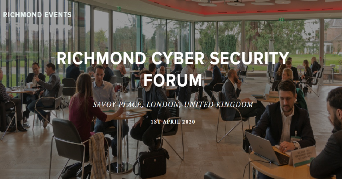 RICHMOND CYBER SECURITY FORUM