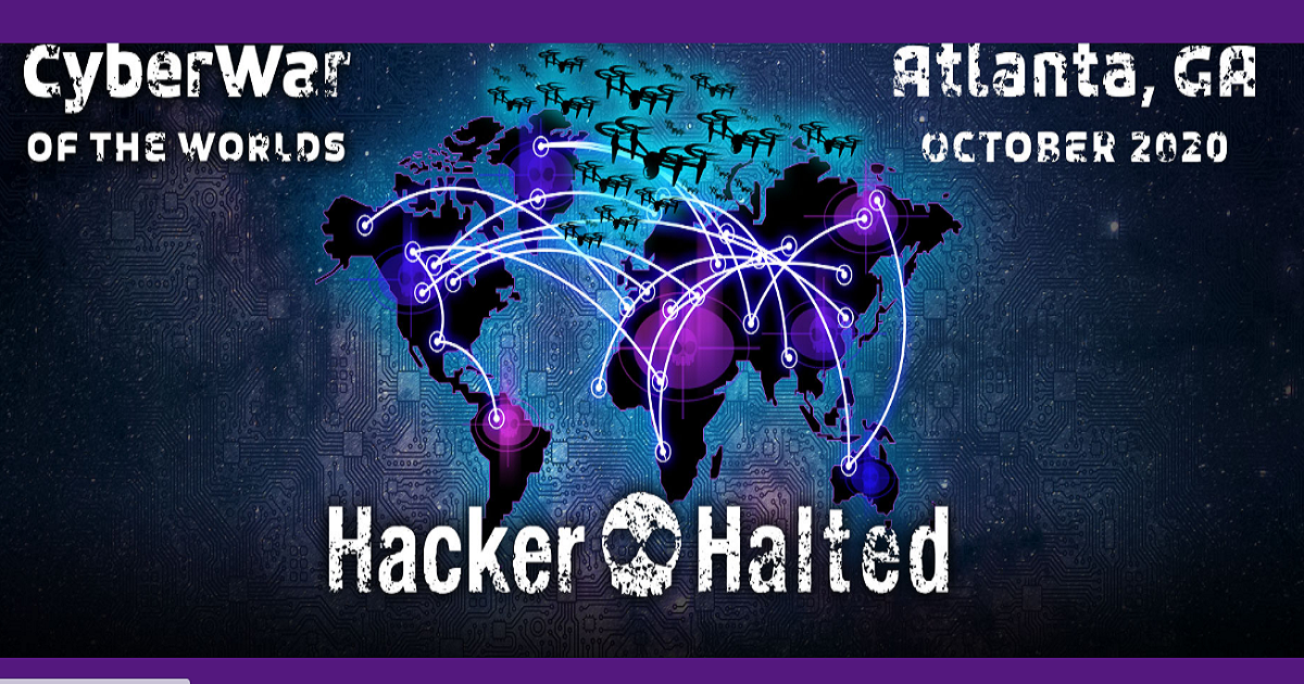 Hacker Halted IT Security Conference