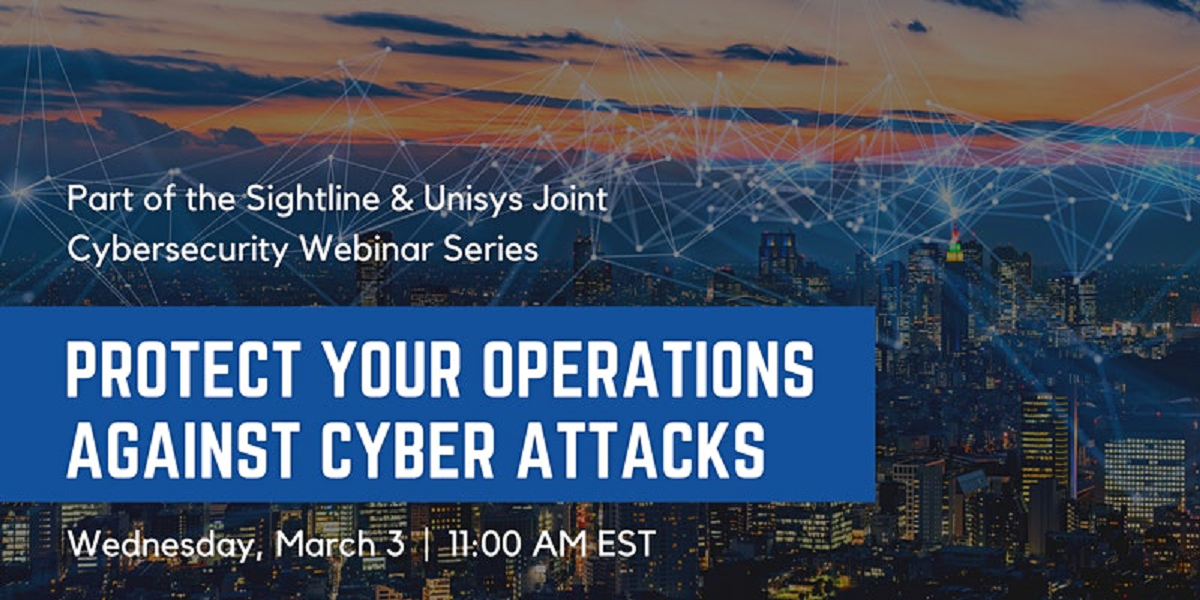 Protect Your Operations Against Cyber Attacks