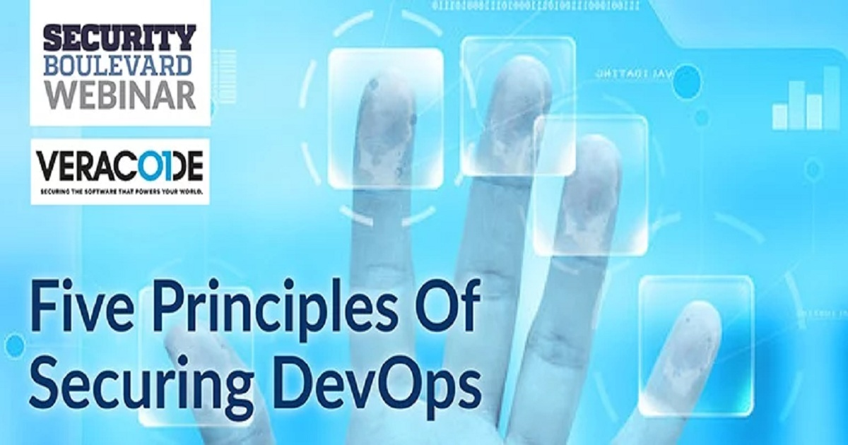 Your Resolution for 2018: Five Principles For Securing DevOps