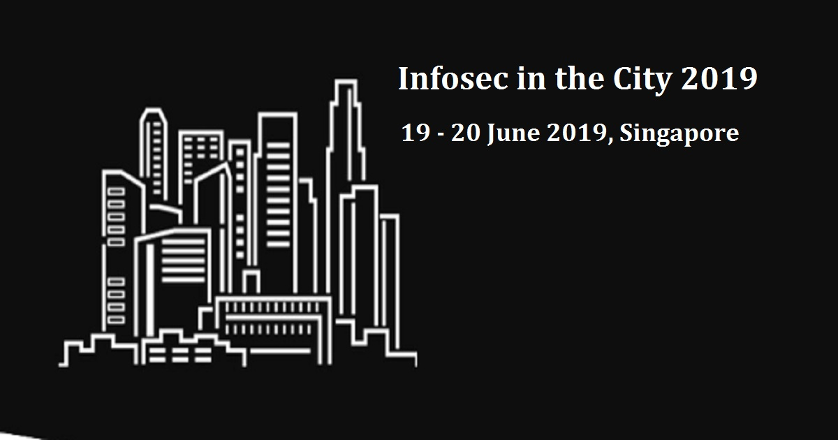 Infosec in the City 2019