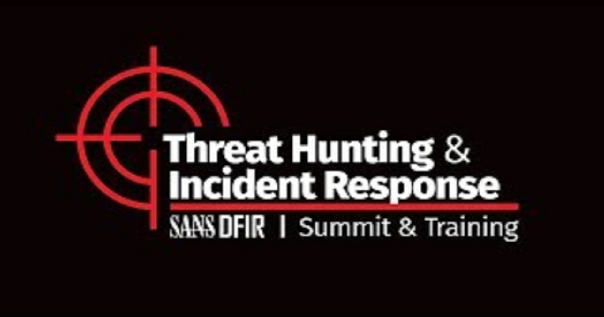 Threat Hunting & IR Summit 2019