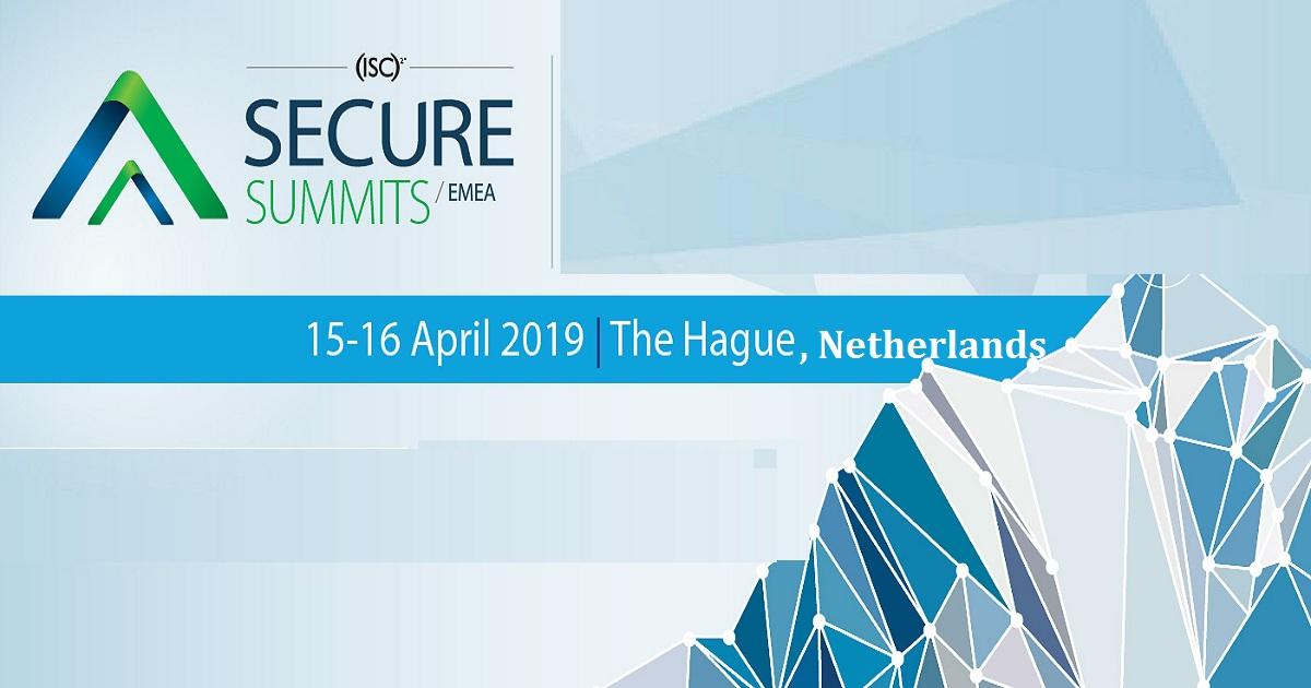 (ISC)² Secure Summit EMEA
