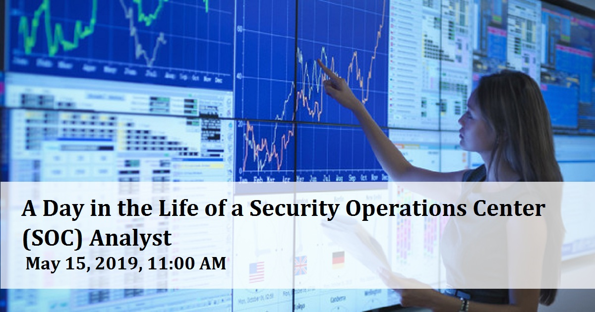 A Day in the Life of a Security Operations Center (SOC) Analyst