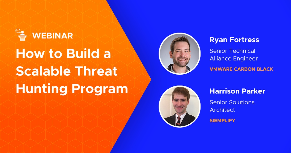 How to Create a Scalable and Repeatable Threat Hunting Program