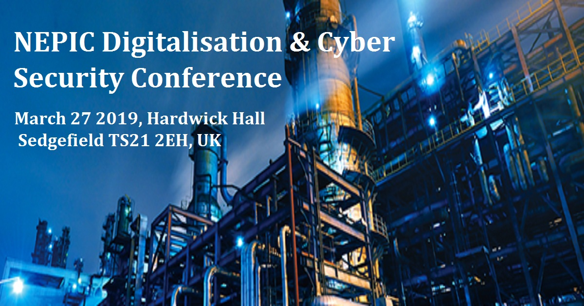 NEPIC Digitalisation & Cyber Security Conference
