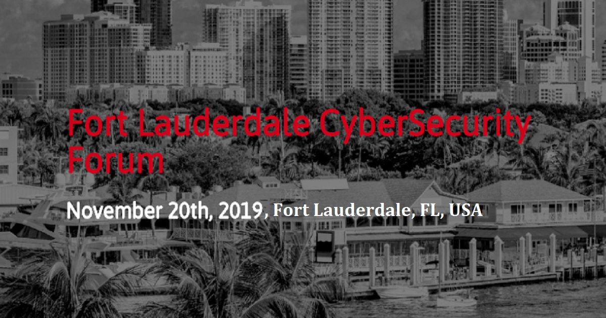 Fort Lauderdale CyberSecurity Forum